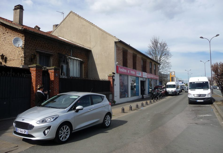 Le Bourget – Site Abbé Niort
